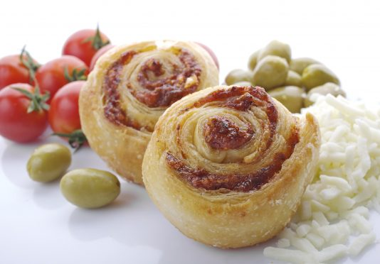 Pizza-Bourekas